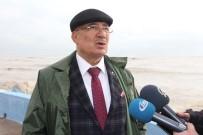 YÖRÜKLER - Mersin Büyükşehir Belediye Başkanı Kocamaz Açıklaması 'Büyük Bir Afetle Karşı Karşıyayız'