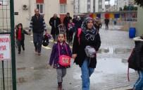 KOCAHASANLı - Mersin'i Şiddetli Yağmur Ve Fırtına Vurdu