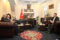 KAYSERI TICARET ODASı - Metropol İlçe Belediye Başkanlarından KTO'ya Ziyaret