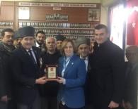 EMEKLİ ASTSUBAYLAR DERNEĞİ - MHP Aydın Teşkilatı Nazilli'de Ziyaretlerde Bulundu