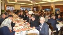 Milas Belediyesi Muhtarlarla Yemekte Buluştu