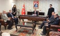 Milas OSB Yönetimi, Kaymakam Eren Arslan'ı Ziyaret Etti.