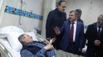 Milletvekili Maviş Açıklaması 'Kaza Sinop'u Derin Üzüntüye Boğdu'