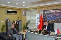 VEZIRHAN - Müdür Sükan'dan Başkan Duymuş'a Ziyaret