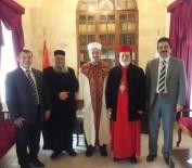 Müslüman Ve Hristiyan Din Adamları Türkiye İçin Dua Etti