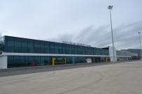 JAPONYA - Ordu-Giresun Havalimanı 1 Milyon Yolcuya Ulaştı