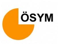 ÖSYM - ÖSYM'den YGS başvuruları için kamu spotu