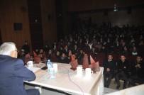 Şair Sezai Karakoç Yüksekovalı Öğrencilerle Buluştu