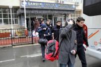 MALİ MÜŞAVİR - Samsun'da FETÖ'den 26 Kişi Adliyeye Sevk Edildi
