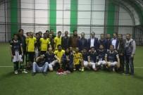 Silopi Devlet Hastanesi Futbol Turnuvası Sona Erdi