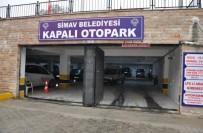 TAM GÜN - Simav'ın İlk Kapalı Otoparkı Açıldı