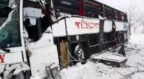 Sinop'ta Feci Kaza Açıklaması 4 Ölü, 28 Yaralı