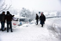 Sinop Valiliğinden 'Otobüs Kazası' Açıklaması