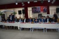 TAHSIN KURTBEYOĞLU - Söke'nin Sorunları AK Parti'li Vekillerle Birlikte Masaya Yatırıldı
