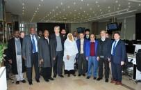 TARIM ARAZİSİ - Sudan Ticaret Bakanı Mohammed Ali KTB'yi Ziyaret Etti
