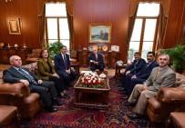 BÜROKRATİK OLİGARŞİ - TBMM Başkanı Kahraman Açıklaması 'Onbudsman Meclisin Halka Dönük Çözüm Merkezi'