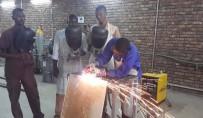 KARATEKIN ÜNIVERSITESI - TİKA Sudan'da Mesleki Eğitim Faaliyetlerine Devam Ediyor