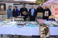 AYDıN DEVLET HASTANESI - Toplum Ruh Sağlığı Hastalarının Eserleri Satışa Çıktı