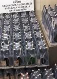BANDROL - Urla'da Bin 242 Şişe Kaçak İçki Ele Geçirildi