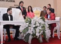 NİKAH DAİRESİ - Yabancı Çiftler Nikah İçin Osmangazi'yi Seçti