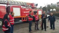 İŞ GÜVENLİĞİ UZMANI - Yangın Eğitimi Verildi