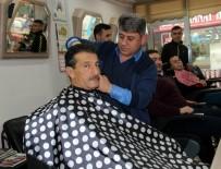 CİLT BAKIMI - Yeni Tarifeye Uymayan Berberlere 2 Bin 808 Lira Para Cezası