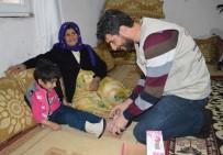 6  Yaşındaki Engelli Çocuğun Dramı