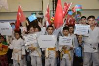 SINCAN UYGUR ÖZERK BÖLGESI - Adana'da Judo Kardeşliği