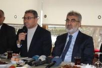 DERNEK BAŞKANI - AK Parti Kayseri Milletvekili Taner Yıldız Açıklaması
