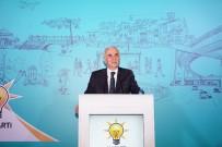 KAMU GÖREVLİSİ - AK Parti Yerel Yönetimler 3. Bölge İstişare Ve Değerlendirme Toplantısı Kastamonu'da Yapıldı