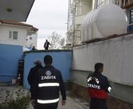 ÖĞRENCİ YURTLARI - Akçakoca'da Yangın Merdivenleri Denetleniyor