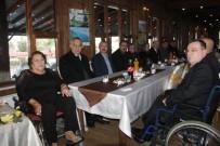 HACI İBRAHİM TÜRKOĞLU - Bafra'da Dünya Engelliler Günü Etkinliği
