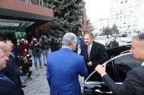 KENTSEL DÖNÜŞÜM PROJESI - Bakan Özhaseki Kayseri Büyükşehir Belediyesi'ni Örnek Gösterdi