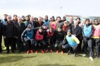 KAYSERISPOR - Bakan Özhaseki Kayserispor'u Ziyaret Etti