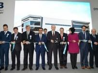 İBRAHIM KARAOSMANOĞLU - Bakan Özlü Otomotiv Test Merkezinin Açılışına Katıldı
