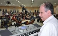 KALDIRIMLAR - Başkan Süleyman Özkan Engellilerle Buluştu