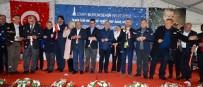 İŞ MAKİNESİ - Bergama'da Bölge Şantiyesi Törenle Açıldı