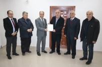 TİCARET ODASI - Beyşehir OSB'de İlk Tapu Sevinci