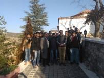 ŞEYH EDEBALI - Bilecik Mostar Gençlik Gönüllüleri Eskişehir'den Gelen Öğrencilere Bilecik'i Tanıttı