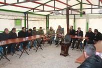 BÜLENT TEKBıYıKOĞLU - Bitlis Valisinden Fırat Kalkanı Şehidinin Ailesine Taziye Ziyareti
