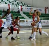 EDİRNE - Bornova Beckerspor Edirnespor'u Farklı Yendi