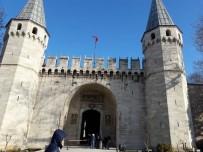 SULTANAHMET CAMII - Bozüyük Engelliler Derneği Üyeleri İstanbul'u Gezdi