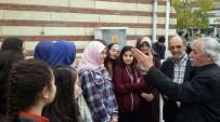 PORTRE - Büyükşehir, Akademi Lise Öğrencileri İçin Edebiyat Gezisi Düzenledi