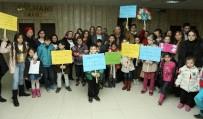 BELEDİYE BAŞKAN YARDIMCISI - Canik'te Engelli Çocuklara Sinema Etkinliği