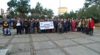 BEDENSEL ENGELLILER - Çarşamba'da Engelliler Günü Kutlaması