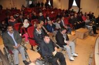 BELEDIYE OTOBÜSÜ - Cizre'de Dünya Engelliler Günü Kutlandı
