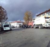 ERDEMIR - Çukurca Belediyesine Operasyon Açıklaması 9 Gözaltı