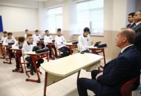 ANADOLU İMAM HATİP LİSESİ - Cumhurbaşkanı Erdoğan, Kaptan Ahmet Erdoğan Anadolu İmam Hatip Lisesi Öğrencileriyle Buluştu