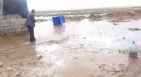 SIĞINMACILAR - DEAŞ'ten Kaçan Mültecileri Kış Şartları Vurdu