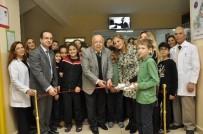 OKUL ÖNCESİ EĞİTİM - Derste Hazırladıkları Sanat Eserlerini Koridorda Sergilediler